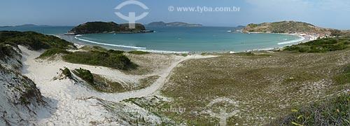 Assunto: Praia das Conchas / Local: Cabo Frio - Rio de Janeiro (RJ) - Brasil / Data: 09/2011