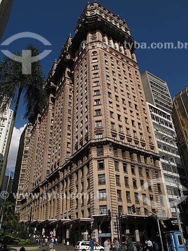 Assunto: Edifício Martinelli / Local: Centro - São Paulo (SP) - Brasil / Data: 07/2010