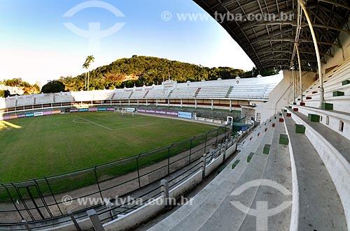 Assunto: Estádio Manoel Schwartz - mais conhecido como Estádio das Laranjeiras - sede do Fluminense Football Club / Local: Laranjeiras - Rio de Janeiro (RJ) - Brasil / Data: 07/2012