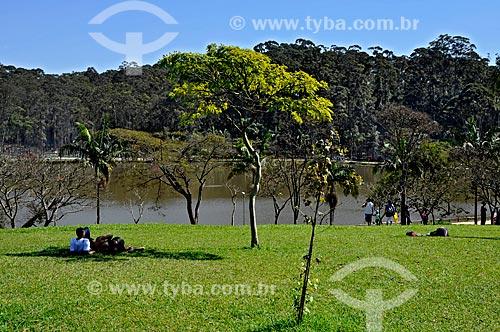 Assunto: Pessoas no Parque do Carmo / Local: Itaquera - São Paulo (SP) -  Brasil / Data: 2009