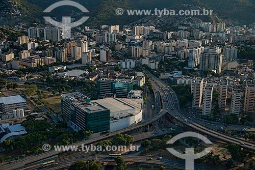 Assunto: Viaduto Engenheiro Freyssinet (1974) - também conhecido como Viaduto Paulo de Frontin / Local: Cidade Nova - Rio de Janeiro (RJ) - Brasil / Data: 12/2012