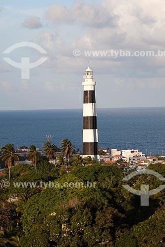 Assunto: Farol de Olinda (1941) / Local: Olinda - Pernambuco (PE) - Brasil / Data: 01/2013