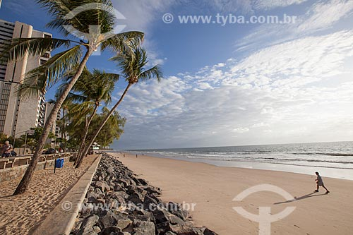 Assunto: Praia da Boa Viagem / Local: Boa Viagem - Recife - Pernambuco (PE) - Brasil / Data: 01/2013