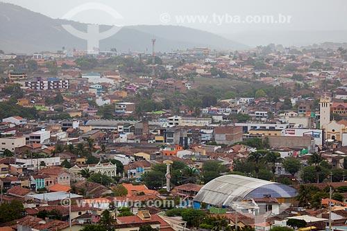 Assunto: Vista geral da cidade de Gravatá / Local: Gravatá - Pernambuco (PE) - Brasil / Data: 01/2013