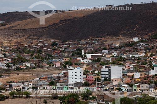 Assunto: Vista geral da cidade de Arcoverde / Local: Arcoverde - Pernambuco (PE) - Brasil / Data: 01/2013