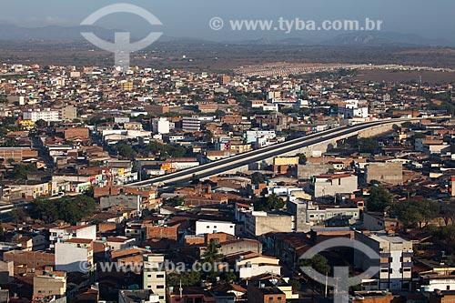 Assunto: Vista de Caruaru - Bairro São Francisco / Local: Caruaru - Pernambuco (PE) - Brasil / Data: 01/2013