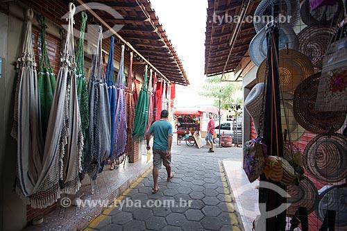 Assunto: Artesanto à venda na Feira de Caruaru Compositor Onildo Almeida / Local: Caruaru - Pernambuco (PE) - Brasil / Data: 01/2013
