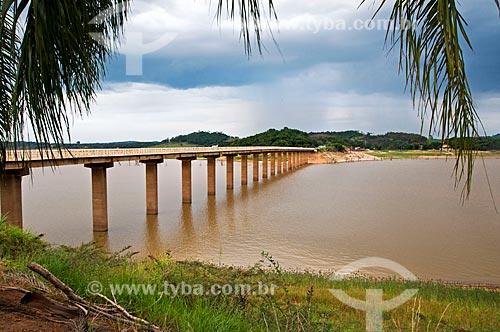 Assunto: Ponte de Boa Esperança na Rodovia BR-369 sobre a Represa de Furnas / Local: Boa Esperança - Minas Gerais (MG) - Brasil / Data: 01/2013