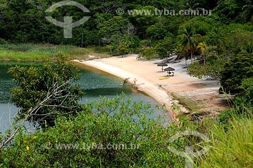 Assunto: Vista da Lagoa Nova / Local: Linhares - Espírito Santo (ES) - Brasil / Data: 01/2013