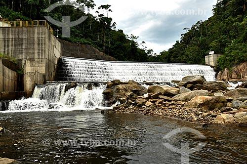 Assunto: (PCH) Pequena Central Elétrica Rio do Braço / Local: Rio Claro - Rio de Janeiro (RJ) - Brasil / Data: 01/2013