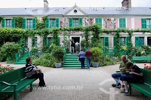 Assunto: Casa de Claude Monet / Local: Giverny - França - Europa / Data: 06/2012