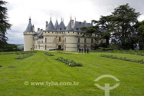 Assunto: Château de Chaumont-sur-Loire (Castelo de Chaumont-sur-Loire) / Local: Blois - França - Europa / Data: 06/2012