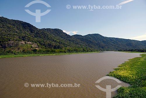Assunto: Rio Ribeira de Iguape / Local: Iguape - São Paulo (SP) - Brasil / Data: 11/2012