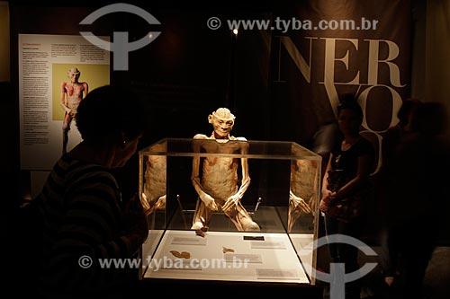 Assunto: Exposição O Fantastico Corpo Humano no Shopping Manauara / Local: Manaus - Amazonas (AM) - Brasil / Data: 02/2013