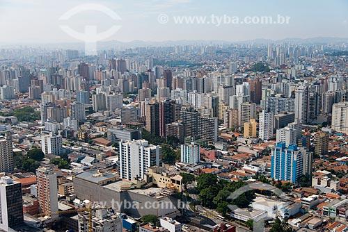 Assunto: Vista aérea da cidade de São Caetano do Sul - próximo ao bairro Santa Paula / Local: São Caetano do Sul - São Paulo (SP) - Brasil / Data: 02/2013