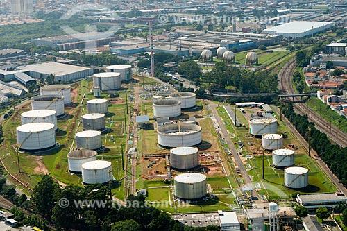 Assunto: Terminal da TRANSPETRO em São Caetano do Sul / Local: São Caetano do Sul - São Paulo (SP) - Brasil / Data: 02/2013