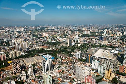 Assunto: Vista aérea do Paço Municipal / Local: São Bernardo do Campo - São Paulo (SP) - Brasil / Data: 02/2013