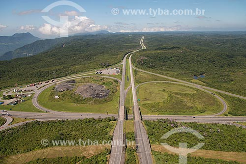Assunto: Interligação da Via Anchieta (SP-150) com a Rodovia dos Imigrantes (SP-160) / Local: São Bernardo do Campo - São Paulo (SP) - Brasil / Data: 02/2013