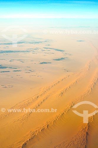Assunto: Deserto da Arábia Saudita -  Rub al-Khali (Quarteirão Vazio) / Local: Sharurah - Arábia Saudita - Oriente Médio - Ásia / Data: 10/2012