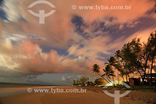 Assunto: Praia de Pitimbu / Local: Pitimbu - Paraíba (PB) - Brasil / Data: 12/2012