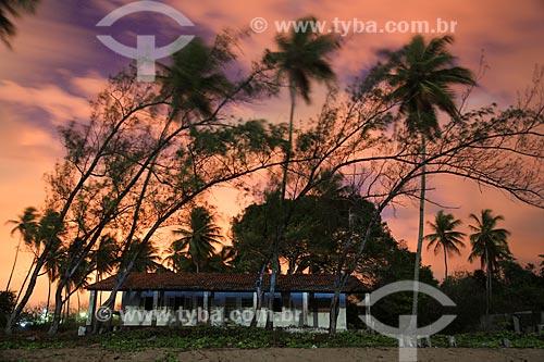 Assunto: Casa na praia de Pitimbu / Local: Pitimbu - Paraíba (PB) - Brasil / Data: 12/2012