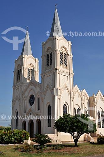 Assunto: Paróquia Nossa Senhora Imaculada Conceição / Local: Aquidauana - Mato Grosso do Sul (MS) - Brasil / Data: 01/2013