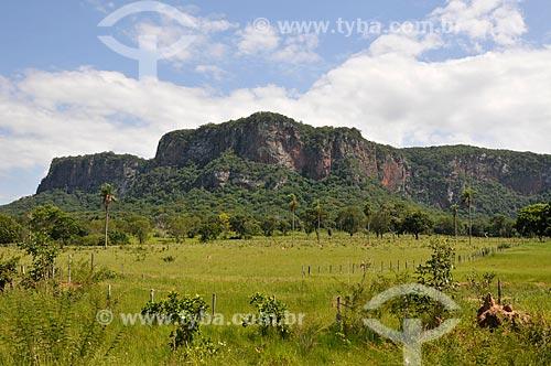 Assunto: Morro Paxixi na Serra de Maracaju / Local: Aquidauana - Mato Grosso do Sul (MS) - Brasil / Data: 01/2013