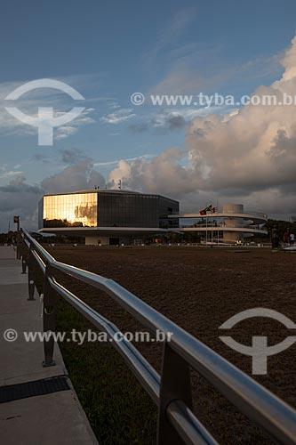 Assunto: Torre da Estação Cabo Branco (2008) - também conhecida como Estação Ciência, Cultura e Artes / Local: João Pessoa - Paraíba - Brasil / Data: 02/2013