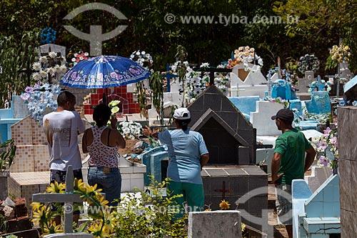 Assunto: Cemitério da Igreja de Nossa Senhora da Guia - também conhecida como Santuário da Guia / Local: Lucena - Paraíba (PB) - Brasil / Data: 02/2013
