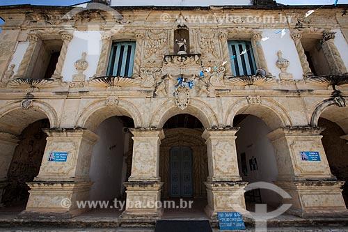 Assunto: Igreja de Nossa Senhora da Guia (Século XVI) - também conhecida como Santuário da Guia / Local: Lucena - Paraíba (PB) - Brasil / Data: 02/2013