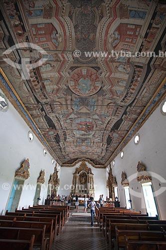 Assunto: Capela da Ordem Terceira de São Francisco no Centro Cultural São Francisco / Local: João Pessoa - Paraíba (PB) - Brasil / Data: 02/2013