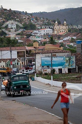 Assunto: Alagoa Grande - cidade natal do compositor Jackson do Pandeiro / Local: Alagoa Grande - Paraíba (PB) - Brasil / Data: 02/2013