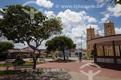 Assunto: Praça Antenor Navarro / Local: Ingá - Paraíba (PB) - Brasil / Data: 02/2013