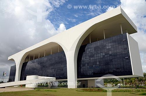 Assunto: Palácio Tiradentes - sede do Governo do Estado - na Cidade Administrativa Presidente Tancredo Neves (2010) / Local: Belo Horizonte - Minas Gerais (MG) - Brasil / Data: 01/2013