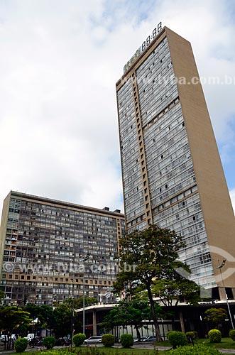 Assunto: Conjunto Governador Juscelino Kubitschek (1952) à partir da Praça Raul Soares / Local: Belo Horizonte - Minas Gerais (MG) - Brasil / Data: 01/2013