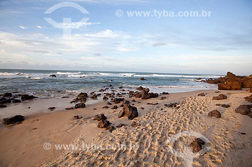 Assunto: Praia do Amor / Local: Distrito de Pipa - Tibau do Sul - Rio Grande do Norte  (RN) - Brasil / Data: 03/2013