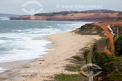 Assunto: Praia das Minas  / Local: Distrito de Pipa - Tibau do Sul - Rio Grande do Norte  (RN) - Brasil / Data: 03/2013