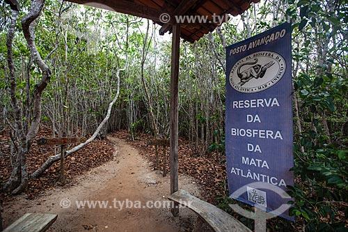 Assunto: Posto avançado do Santuário Ecológico de Pipa - que hospeda o Projeto TAMAR / Local: Tibau do Sul - Rio Grande do Norte (RN) - Brasil / Data: 03/2013