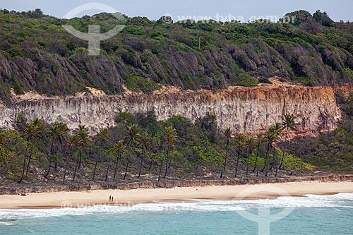 Assunto: Praia do Madeiro / Local: Distrito de Pipa - Tibau do Sul - Rio Grande do Norte (RN) - Brasil / Data: 03/2013