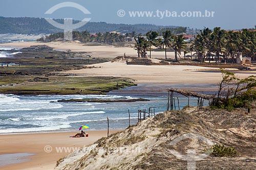 Assunto: Praia de Sibaúma / Local: Distrito de Pipa - Tibau do Sul - Rio Grande do Norte (RN) - Brasil / Data: 03/2013
