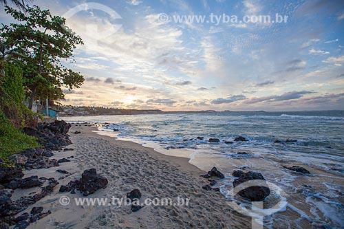 Assunto: Divisa da Praia do Centro com Praia do Amor  / Local: Distrito de Pipa - Tibau do Sul - Rio Grande do Norte (RN) - Brasil / Data: 03/2013
