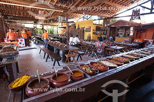 Assunto: Restaurante Lampião  / Local: Distrito de Pipa - Tibau do Sul - Rio Grande do Norte (RN) - Brasil / Data: 03/2013