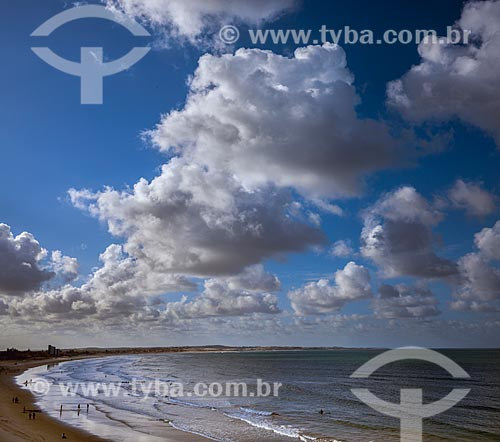 Assunto: Praia de Genipapu na APA de Jenipapu / Local: Extremoz - Rio Grande do Norte (RN) - Brasil / Data: 03/2013