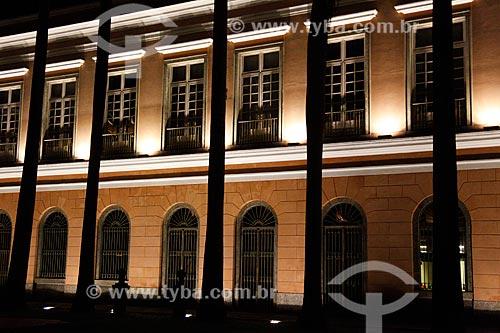 Assunto: Antigo prédio da Casa da Moeda, atual Arquivo Nacional - fundado em 1838, está neste endereço a partir de 1985 / Local: Praça da República - Rio de Janeiro (RJ) - Brasil / Data: 03/2013