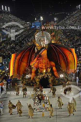 Assunto: Desfile do Grêmio Recreativo Escola de Samba Beija-flor de Nilópolis - Comissão de frente - Enredo 2013 - Amigo Fiel, do cavalo do amanhecer ao Mangalarga Marchador / Local: Rio de Janeiro (RJ) - Brasil / Data: 02/2013