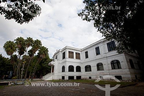 Assunto: Museu do meio ambiente no Jardim Botânico do Rio de Janeiro / Local: Jardim Botânico - Rio de Janeiro (RJ) - Brasil / Data: 06/2013