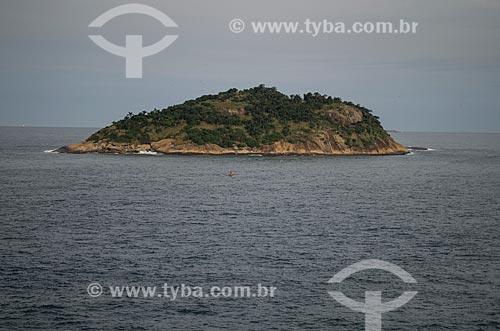 Assunto: Vista da Ilha de Cotunduba / Local: Rio de Janeiro (RJ) - Brasil / Data: 06/2013