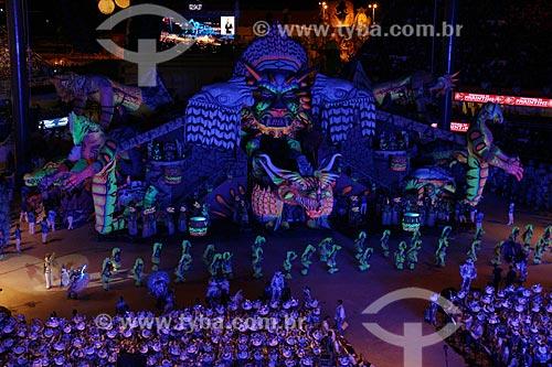 Assunto: Festival de Folclore de Parintins - Apresentação do Boi Caprichoso / Local: Parintins - Amazonas (AM) - Brasil / Data: 07/2013