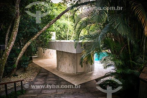 Assunto: Jardim do Instituto Moreira Salles / Local: Gávea - Rio de Janeiro (RJ) - Brasil / Data: 04/2013