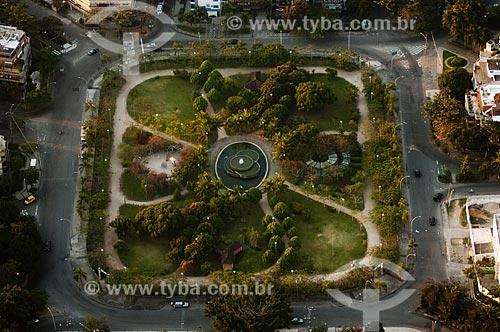 Assunto: Vista aérea da Praça do Pomar / Local: Barra da Tijuca - Rio de Janeiro (RJ) - Brasil / Data: 07/2006